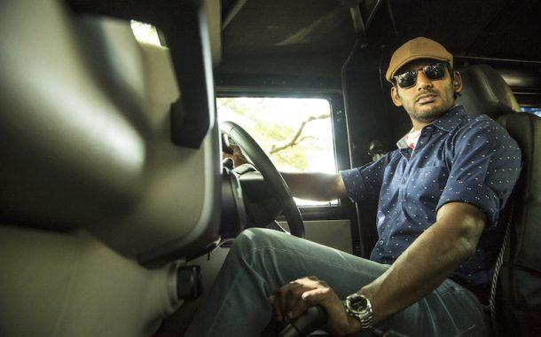 VIZAGVISION:'డిటెక్టివ్'గా వస్తున్న మాస్ హీరో విశాల్
