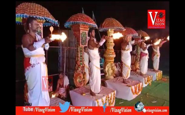 Koti Deepotsavam Mahotsavalu  Kanaka Durga Temple Drone Visuals in Vijayawada,Vizag Vision..