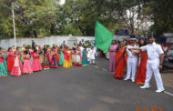 NCS Vizag - Celebrations on the occasion of Bharat Parv and Martyrs Day,Vizagvision..