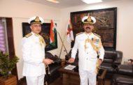 Rear Admiral Sreekumar Nair, NM takes over as Admiral Superintendent, Naval Dockyard, Visakhapatnam,vizagvision...