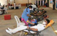 Blood Donation Camp Organised at Naval Station Bheenunipatnam,Vizagvision...