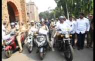 32nd National Road Safety month  in Visakhapatnam,Vizagvision
