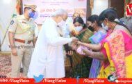 AP Governor Participated in Pulse Polio | Vijayawada | Vizag Vision