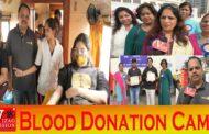 Blood Donation Camp Rotary Club Visakha Centennial & Akhil Bharatiya Marwadi Mahila Sammelan