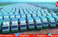 Drone Visuals Civil Supplies Department will launch new vehicles tomorrow Vizag Vision