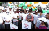 HPCL Environmental Protection Awareness Cycle Rally at Beach Road Visakhapatnam Vizag Vision