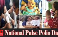 Pulse Polio Drops in AP | National Pulse Polio Day -2021| Vizagvision