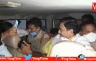Ramatirtha incident Police arrested TDP Kimidi Kala Venkata Rao in Srikakulam,Vizagvision