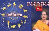 Rasi Phalalu in Telugu | Weekly Rasi Phalalu jan17th-jan23rd 2021 | Kandukuri Nagamani | VizagVision