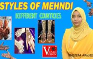 Styles of Mehndi Designs | Different Countries main | Maseera Mahveen | Vizagvision