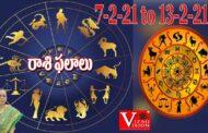 Rasi Phalalu in Telugu | Weekly Rasi Phalalu Feb7th - Feb13th2021 | Kandukuri Nagamani | VizagVision