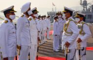 Rear Adm Tarun Sobti takes over as Flag Officer Commanding Easter Fleet Vizagvision