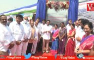 AP CM ys jagan participate Foundation Laying Ceremony Retaining wall at Krishnalanka,Vizag Vision