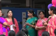 International Women's Day Celebration at MK Presidency in PM Palem Visakhapatnam