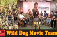 Wild Dog Movie Team | King Nagarjuna's | Special Interview | Vizag Vision