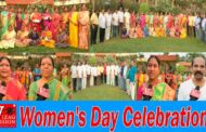 Women's Day Celebrations Sri Krishnarjuna Yoga Kendram at Shivaji Park Visakhapatnam Vizag Vision