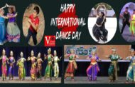 అంతర్జాతీయ నృత్య దినోత్సవం | International Dance Day 2021 | Vizagvision