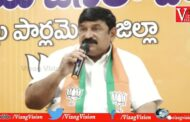 BJP Ex MlA Vishnu Kumar Raju Comments on YCP Government Visakhapatnam Vizag Vision
