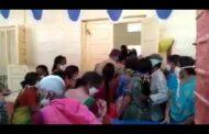వ్యాక్సిన్ కొసం ప్రజలు ఇలా వ్యవహరించడం బాధాకరం రాజమండ్రి Vizagvision