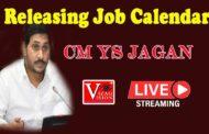 AP CM Jagan Releasing Job Calendar at Tadepalli Camp Office Courtesy I&PR LIVE by Vizagvision