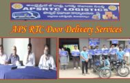 APS RTC Door Delivery Services launching from September 1st in Visakhapatnam Vizagvision