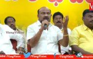 TDP Ayyanna Patrudu Press Meet in Visakhapatnam Vizag Vision